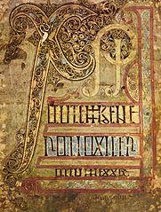 Lichfield Gospels
