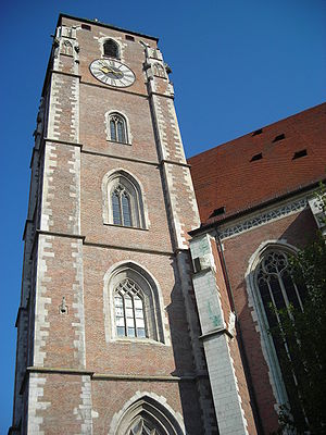 Ingolstadt - Church of Our Lady