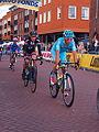 Lieuwe Westra in de Profronde van Surhuisterveen 2015.JPG