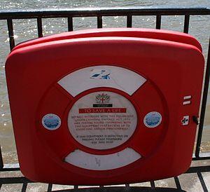 Lifebuoy - Image: Lifebuoy Thames