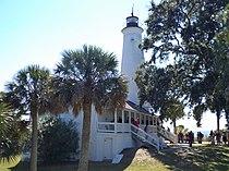 Lighthouse 1 at St Marks NWR.JPG