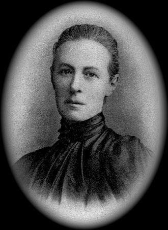 Lilias Trotter - Lilias Trotter, c. 1888