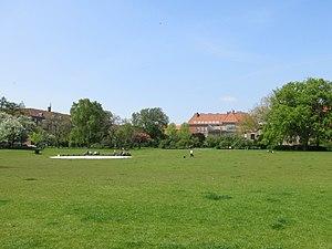 Lindevangsparken - Lindevangsparken, 2017.