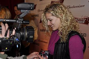 Chronological summary of the 2006 Winter Olympics - Image: Lindsey Jacobellis