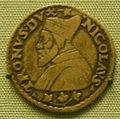 Lira d'argento di niccolò tron, doge di venezia, 1471-73.JPG