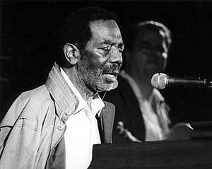 Jimmy Smith (musician) - Smith at the Liri Blues Festival in 2004