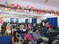 Listeners in panel discussion of All Women Workshop on Wikipedia at 5th National WUB 2016, ComTech Festival at World University of Bangladesh, Dhaka, Bangladesh in 24 November 2016.jpg