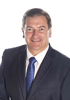 Llew OBrien Australian politician