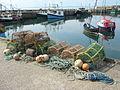 Lobster creels at Port Seton Harbour.jpg