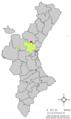 Localització de Gàtova respecte del País Valencià.png