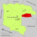 Localització de Godelleta respecte de la Foia de Bunyol.png