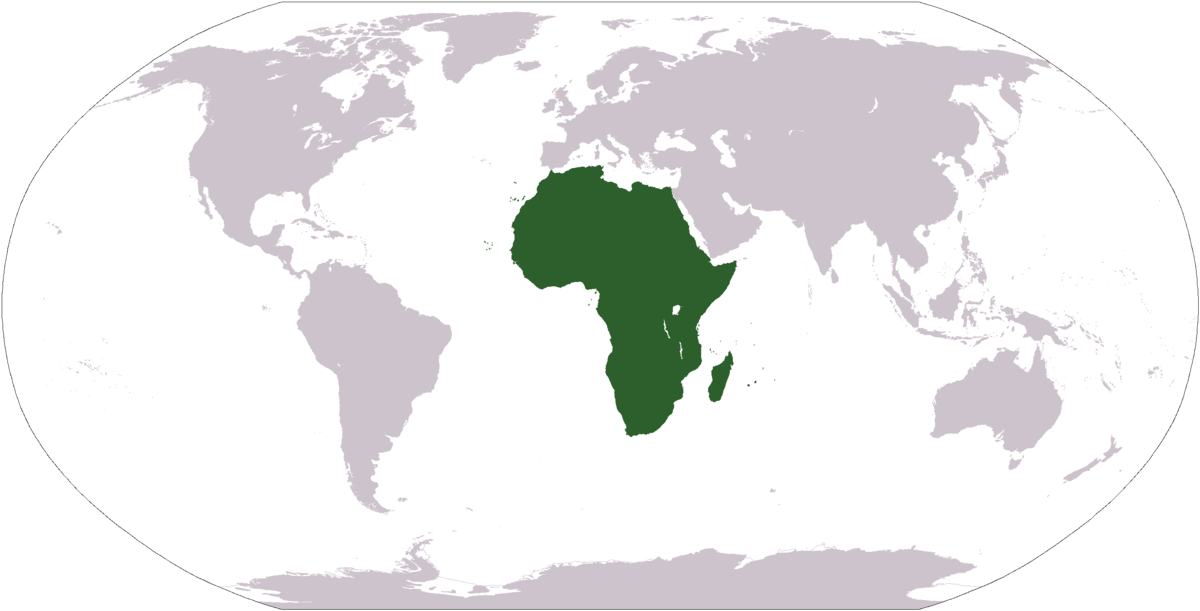 Geography of Africa Wikipedia