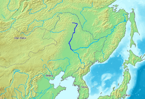Nen River - Location of the Nen River