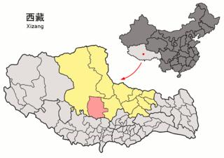 Xainza County County in Tibet, China