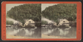 Locks and dry dock at Erie Canal, from Robert N. Dennis collection of stereoscopic views.png