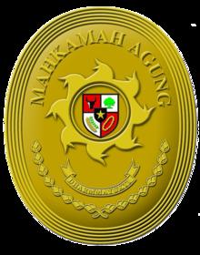 Website Mahkamah Agung Republik Indonesia