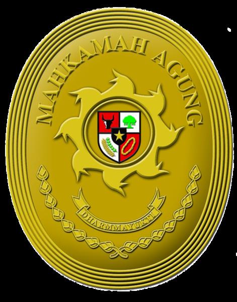 Berkas:Logo Mahkamah Agung RI.png
