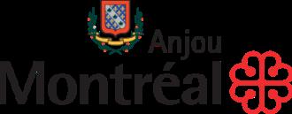 Anjou, Quebec - Image: Logoanjou