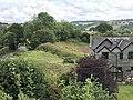 Longtown Castle - view from motte II.jpg