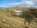 Looking to Malham Cove - geograph.org.uk - 1175808.jpg