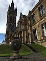 Lord Kelvin's Sundial at the University of Glasgow.jpg