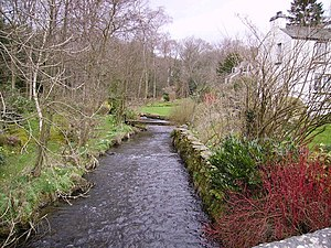 River Gilpin - The Gilpin at Crosthwaite