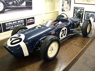 Lotus 18 racing automobile