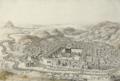 Louis-Nicolas de Lespinasse Mecca La Mecque 1787.png