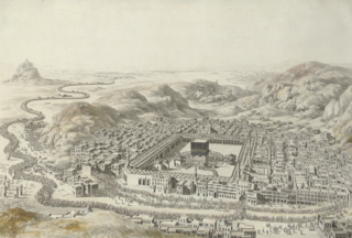 Battle of Mecca (883)
