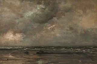 The North Sea at Blankenberge