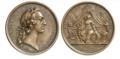 Louis XV Aachen Treaty Peace Medal 1748.png
