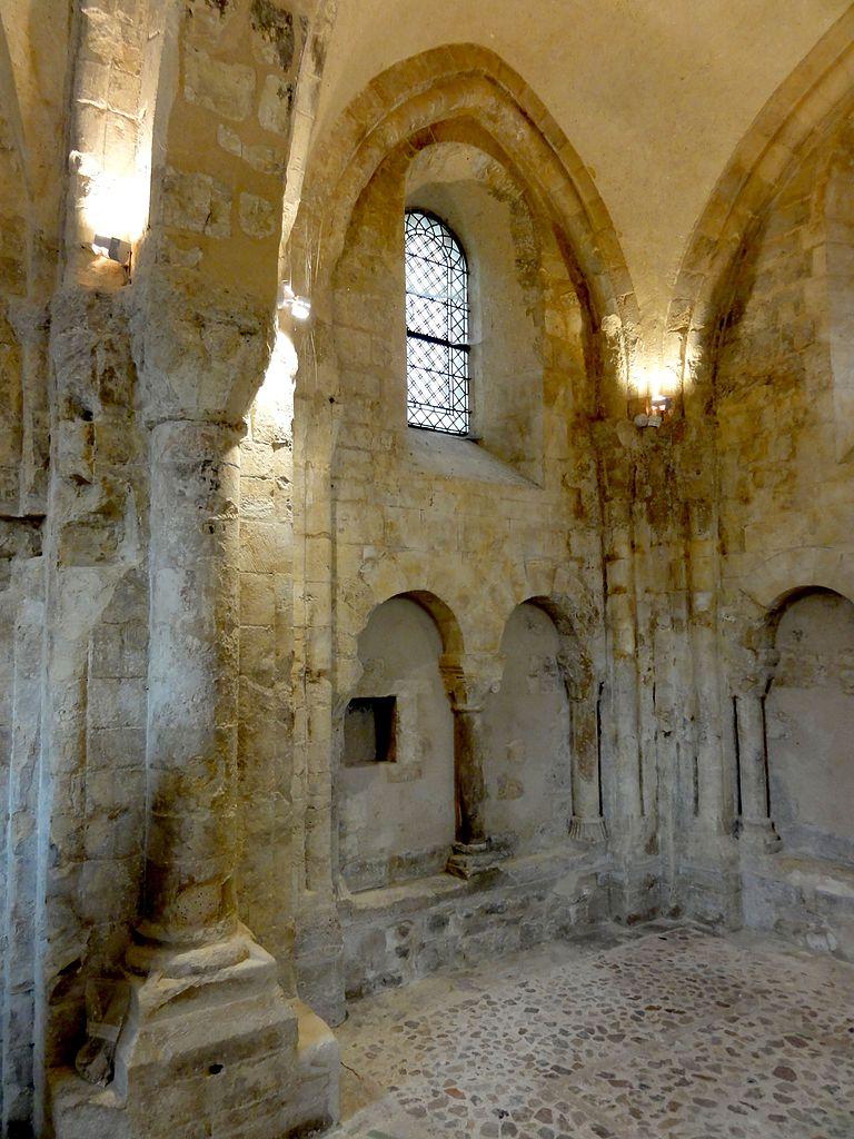 File louvres 95 tour saint rieul arc triomphal et for Arc et types