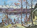 Lovis Corinth Ostern am Walchensee 1922.jpg