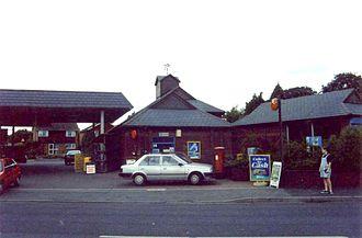 Lower Wick - Lower Wick post office