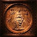 Luca della robbia, madonna col bambino e coro angelico, già al wadsworth museum of art.jpg