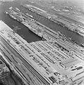 Luchtopname. Haven en wegen (Rotterdam), Bestanddeelnr 168-0511.jpg