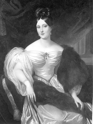 Princess Louise Amelie of Baden - Image: Lujza Amália of Baden