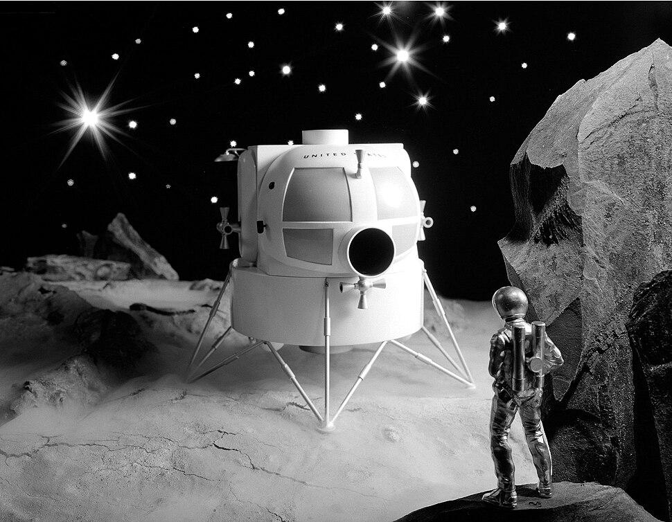Lunar Lander Model