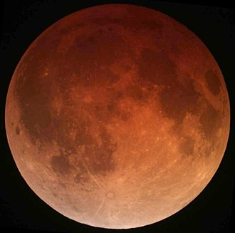 Lunar eclipse - Image: Lunar eclipse April 15 2014 California Alfredo Garcia Jr 1