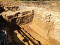 Luxembourg, fouilles ancienne chapelle du Glacis 05-2016 (2).JPG