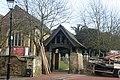 Lych Gate, Church of St Peter and St Paul, Edenbridge - geograph.org.uk - 1713845.jpg