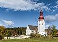 Mölbling Gunzenberg Pfarrkirche hl. Florian 21102018 5106.jpg