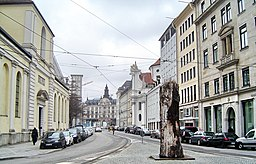 Pacellistraße in München