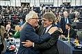 MEPs assess Juncker Commission (48942188953).jpg