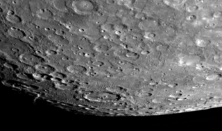 Wagner (crater) crater on Mercury