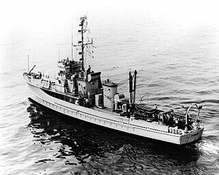 USS <i>Merganser</i> (AMS-26)