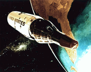 311th Human Systems Wing - Illustration of USAF Manned Orbiting Laboratory