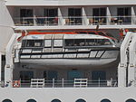 MSC Musica Lifeboat Tallinn 1 May 2013.JPG