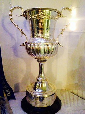 Macaulay Cup - The MacAulay Cup
