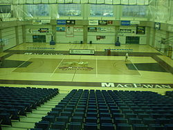 MacEwan Centre for Sport and Wellness main gym.JPG